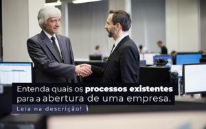 Entenda Quais Os Processos Existentes Para A Abertura De Uma Empresa Post - Compliance Contábil